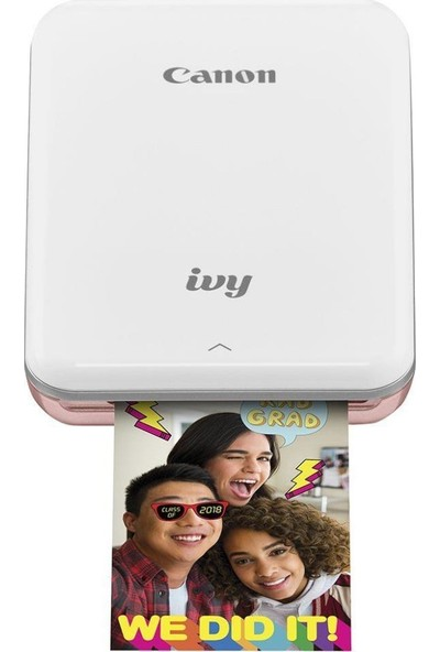 Kodak Canon Ivy Wireless Bluetooth Mobile, Portable, Mini Photo Printer
