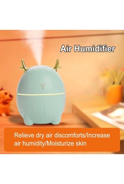 Buyfun 200 ml Mini Hava Nemlendirici Sevi mli Geyik Şeklinde (Yurt Dışından)