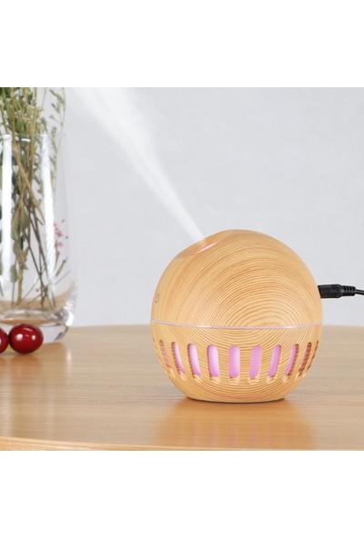 Buyfun Aromaterapi Uçucu Yağ Difüzörü Nemlendirici Aroma Difüzör (Yurt Dışından)