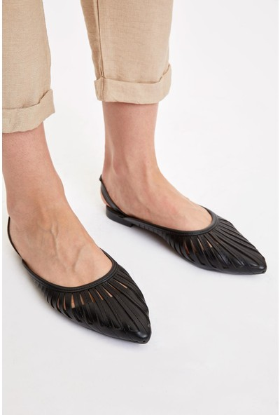 DeFacto Sun Deri Sandalet S4638AZ20SM