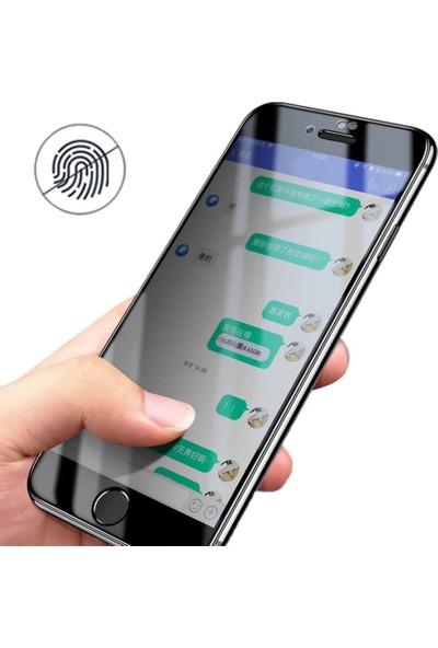 CoverZone Samsung Galaxy M51 Ekran Koruyucu Privacy Gizlilik Filtreli