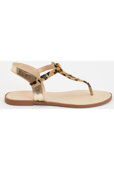 DeFacto Yılan Desenli Sandalet S7094AZ20SM