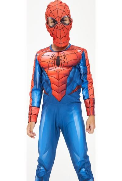 DeFacto Erkek Çocuk Spider Man Kostümü S3173A620AU