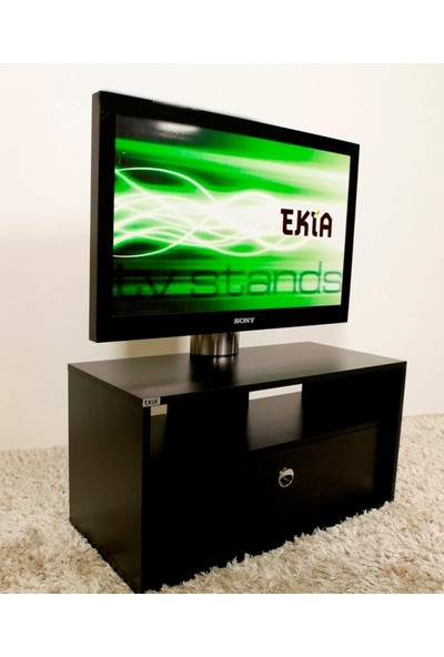 Ekia U2 Siyah Tv Sehpası
