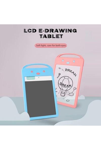 Buyfun 8.5 '' LCD Yazma Tablet Işıkları Müzik Kayıt Fonksiyonu (Yurt Dışından)