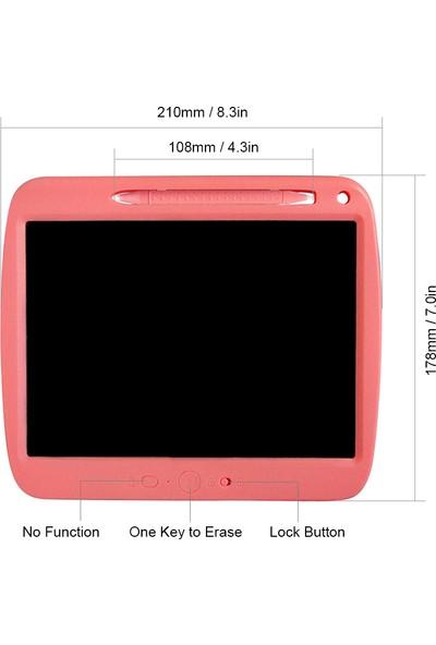 """Buyfun LCD Yazı Tableti 9"""" Silinebilir Duyarlı (Yurt Dışından)"""