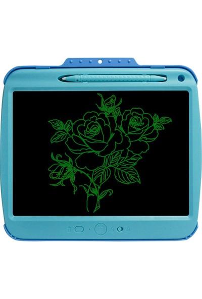 """Buyfun LCD Yazı Tableti 9"""" Saydam Kopya Silinebilir (Yurt Dışından)"""