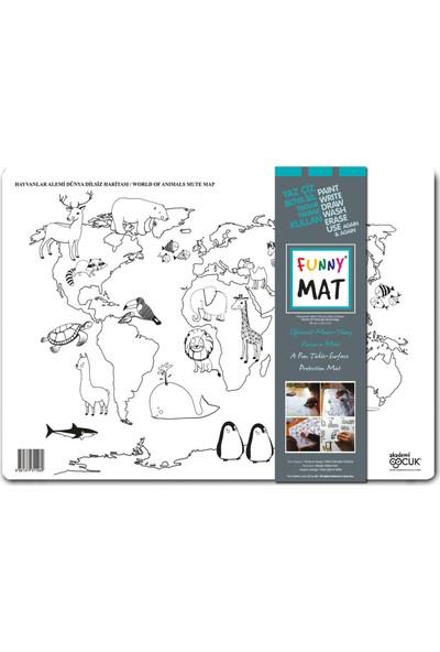 Funny Mat Hayvanlar Alemi 1106 F