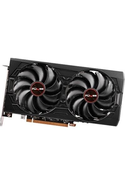 Sapphire Pulse RX 5600 XT BE 6GB OC 192Bit GDDR6 DX(12) PCI-Express 4.0 Ekran Kartı 11296-05-20G