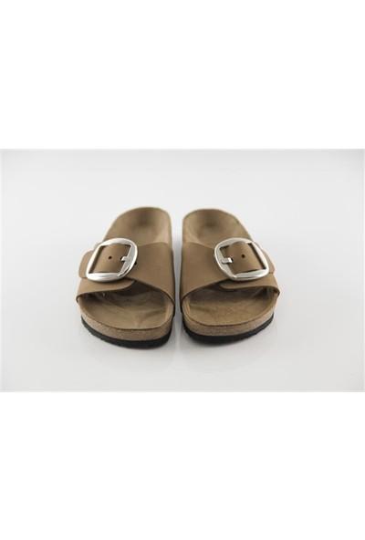Ballerin's Deri Herakleıa Kadın Kum Sandalet