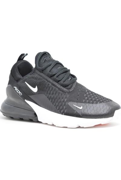 Nike Air Max 270 Siyah-Beyaz Unisex Spor Ayakkabı