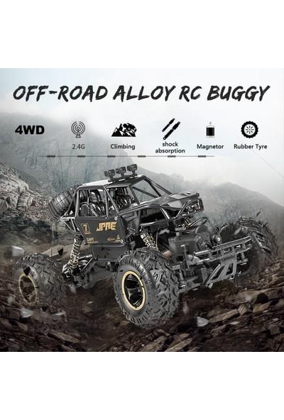 Buyfun 1/16 Off-Road Buggy Alaşım Rc Araba 2.4GHz 4WD 15 km (Yurt Dışından)