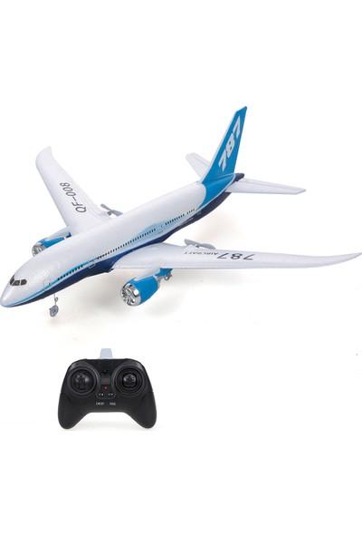 Buyfun QF008 Boeing 787 Uçak Minyatür Model Uçak 3ch 2.4g (Yurt Dışından)