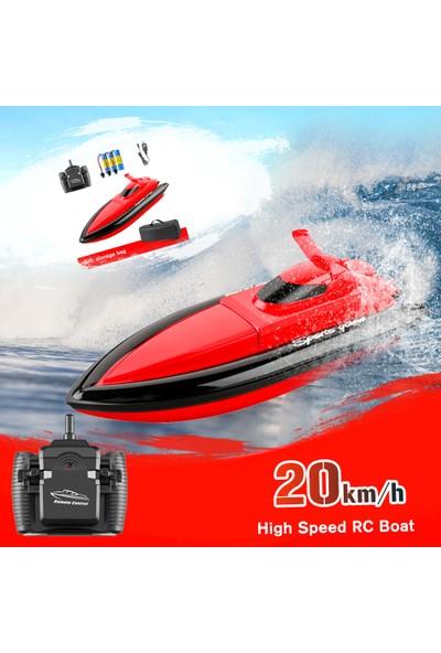 Buyfun 800 Uzaktan Kumandalı Tekneler 2.4g 20 km / Saat Rc