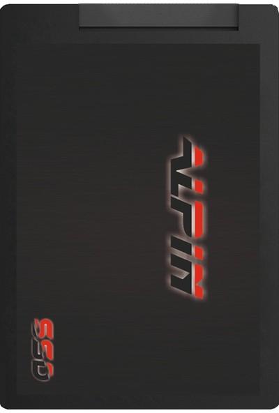 """Alpin SSD240 2.5"""" 240GB 550MB-530MB/s Sata SSD"""