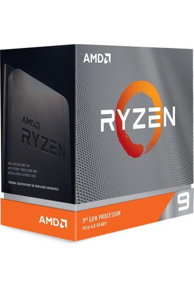 AMD Ryzen 9 3900XT 4.7GHz70MB Cache Soket AM4 İşlemci
