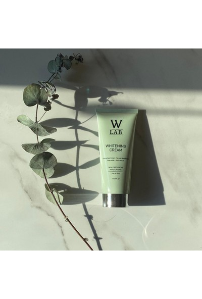 W-Lab Whitening Cream Beyazlatıcı Krem 100 ml
