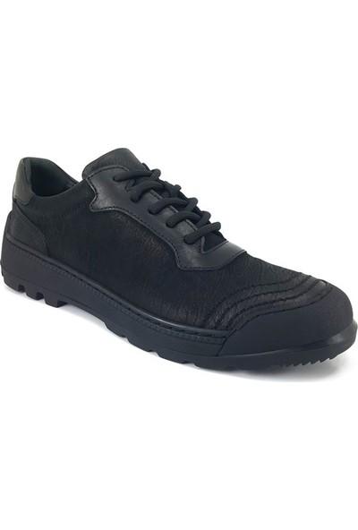 Libero 3178 Libero Erkek Günlük Ayakkabı - Siyah Nubuk