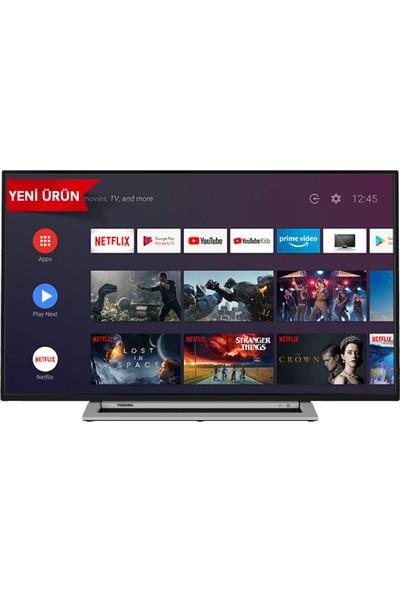 """Toshiba 43UA3A63DT 43"""" 108 Ekran Uydu Alıcılı 4K Ultra HD Android Smart LED TV"""
