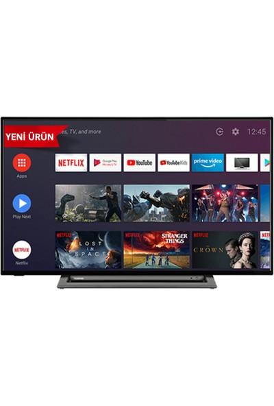 "Toshiba 43LA3B63DT 43"" 108 Ekran Uydu Alıcılı Full HD Android Smart LED TV"
