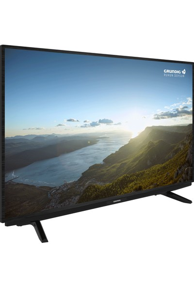 "Grundig 65 GEU 7830 B 65"" 165 Ekran Uydu Alıcılı 4K Ultra HD Smart LED TV"