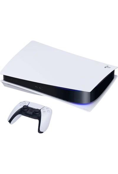 Sony Playstation 5 Oyun Konsolu (Eurasia garantili)