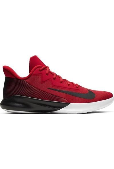 Nike Precision Iv Unisex Kırmızı Basketbol Ayakkabısı CK1069-600