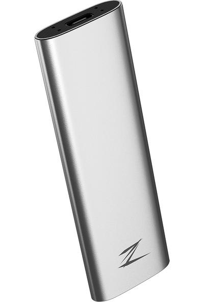 Netac 256 GB Tip-C USB 3.1 Mobil Katı Hal Disk Z İnce (Yurt Dışından)