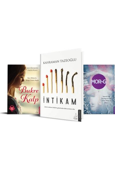 Kahraman Tazeoğlu Set (3 kitap)
