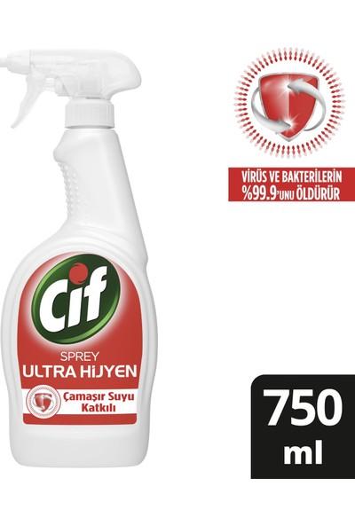 Cif Sprey Ultra Hijyen 750 ml