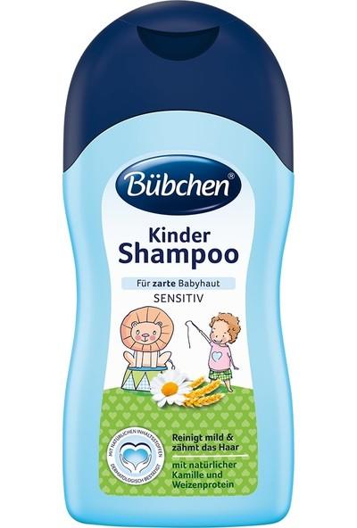 Bübchen Bebek Şampuanı (Kinder Shampoo) 200 ml / Papatya