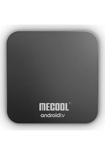 Mecool Km9 Pro Akıllı Android 9.0 Tv Kutusu Medya Oynatıcı (Yurt Dışından)
