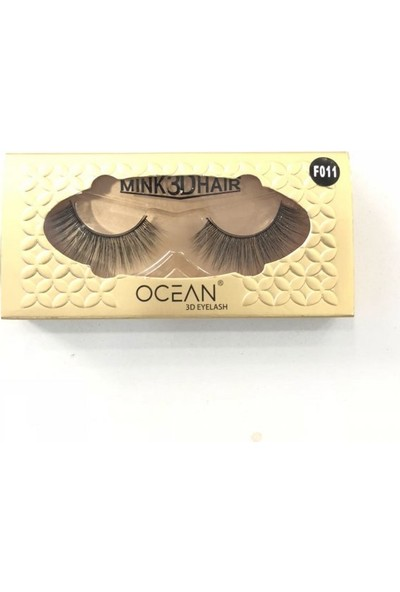 Ocean 3D Kirpik 704