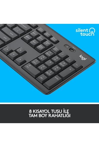 Logitech MK295 Kablosuz Klavye & Mouse Seti 920-009804