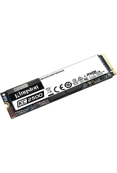 Kingston KC2500 500GB 3500MB-2500MB/s NVMe PCIe SSD SKC2500M8/500G