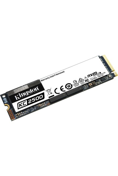 Kingston KC2500 2TB 3500MB-2900MB/s NVMe PCIe SSD SKC2500M8/2000G
