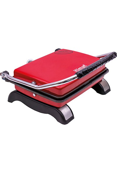 Itimat 1062 Döküm Izgaralı Çelik Tost Makinesi