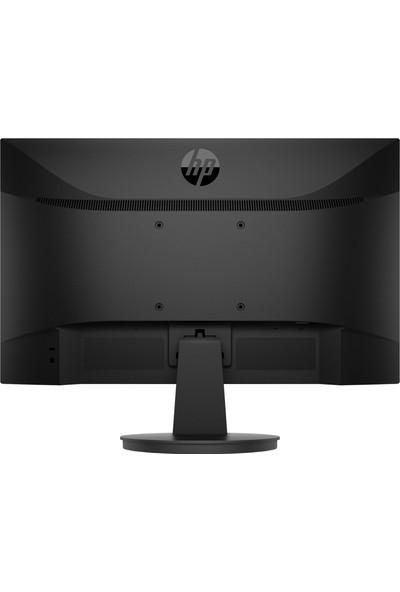 """HP 9SV80AA V22 21.8"""" 60Hz 5ms (HDMI+Analog) FHD Led Monitör"""