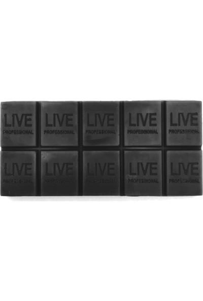 Live 20 Parça Kırılabilen Kalıp Sir Ağda Black 500 ml