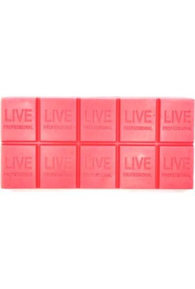 Live 20 Parça Kırılabilen Kalıp Sir Ağda Pink 500 ml