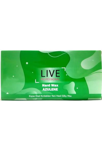 Live 20 Parça Kırılabilen Kalıp Sir Ağda Azulen 500 ml
