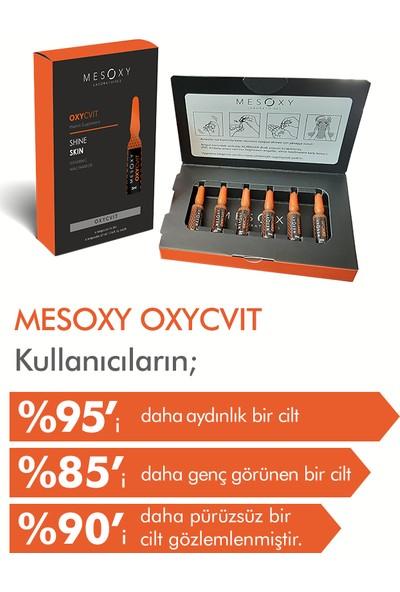 Mesoxy Laboratoires C Vitamin Bakım Serumu 2 ml x 6 Ampul