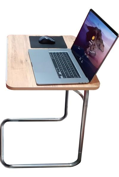 Depolife Laptop Sehpası Ceviz Rengi