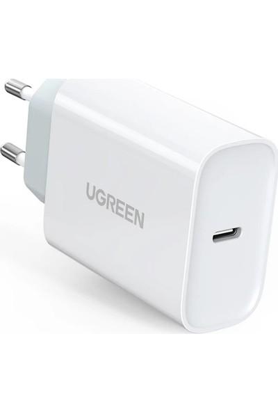 Ugreen 30W Type-C Pd Qualcomm Qc 4.0 Hızlı Şarj Cihazı