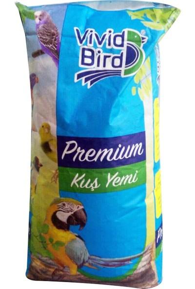 Vivid Bird Muhabbet Kuşu Özel Karışım 20 kg