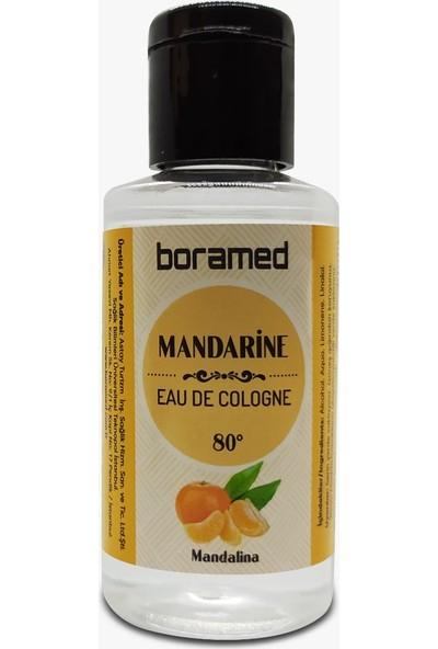 Boramed 80 Derece 50 ml Mandalina Kolonya