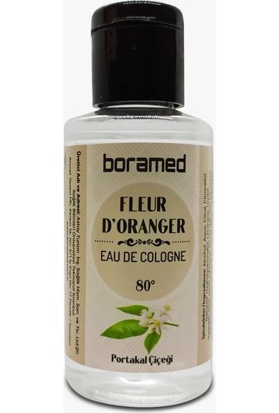 Boramed 80 Derece 50 ml Portakal Çiçeği Kolonya
