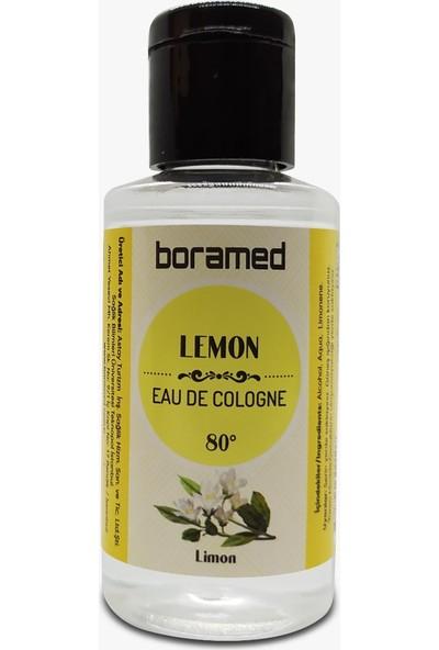 Boramed 80 Derece 50 ml Limon Kolonya