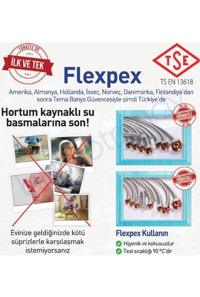 Tema Flexpex 30 cm 3/8-3/8 Dd