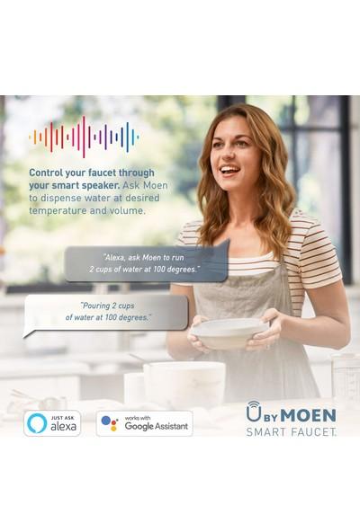 Moen S72003EVBL Akıllı Mutfak Bataryası